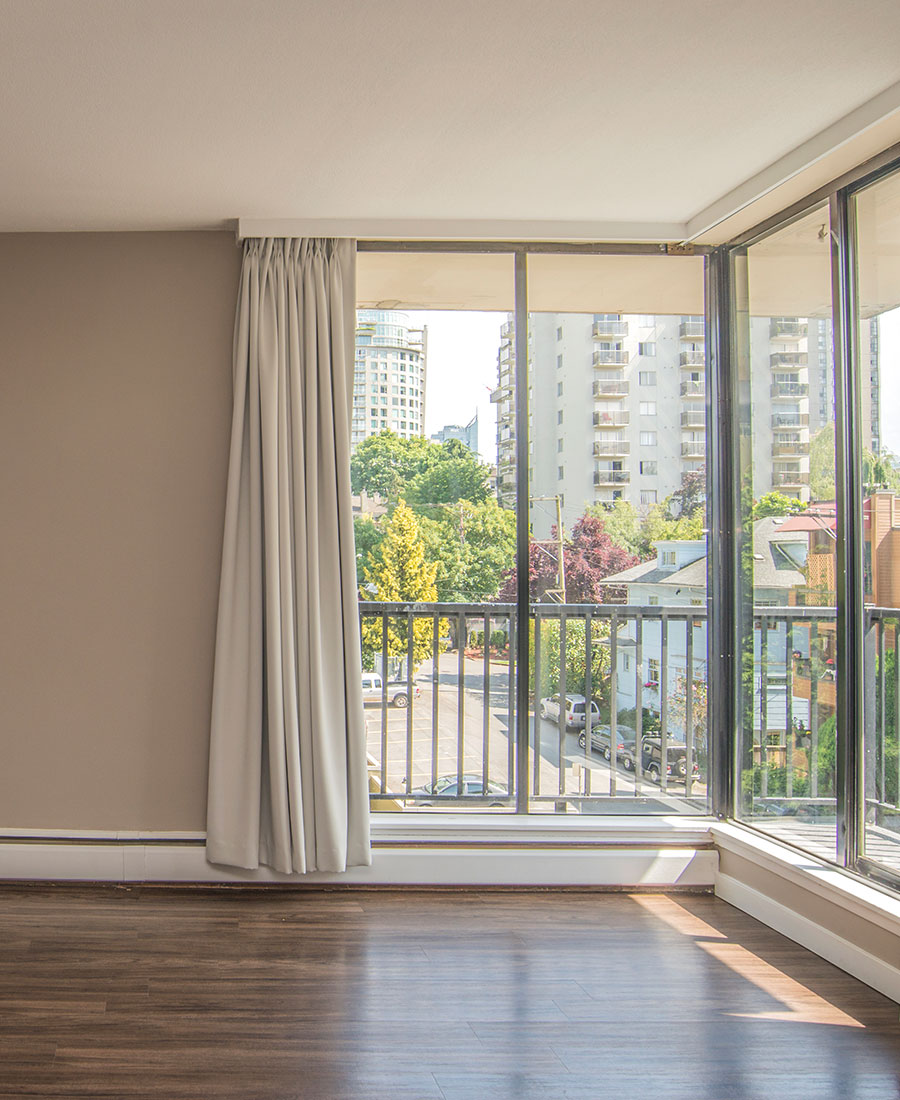 The Barclay Apartments For Rent Vancouver, BC